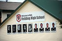 150502 College Rugby - Feilding HS 3rd XV v Freyberg 1st XV