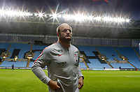 Photo: Richard Lane/Richard Lane Photography. Wasps v Toulouse.  European Rugby Champions Cup. 08/12/2018. Toulouse coach, William Servat.