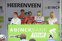 WIELRENNEN: HEERENVEEN: 13-08-2018, BinckBank Tour, ©foto Martin de Jong