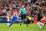 Atletico de Madrid's player Yannick Carrasco during match of UEFA Champions League at Vicente Calderon Stadium in Madrid. September 28, Spain. 2016. (ALTERPHOTOS/BorjaB.Hojas)