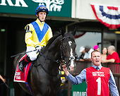 10th Belmont Gold Cup Stakes -  Amade