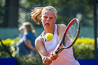 Hilversum, Netherlands, August 5, 2021, Tulip Tennis center, National Junior Tennis Championships 16 and 18 years, NJK, Girls single 18 years, Marente Sijbesma (NED)<br /> Photo: Tennisimages/Henk Koster