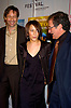 """Robin Williams and David Duchovny and Zelda ..at the """"House of D"""" movie screening at the Tribeca Film Festival on May 7, 2004 in New YOrk City. ..Photo by Robin Platzer, Twin Images"""