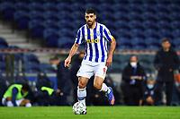 20th December 2020; Dragao Stadium, Porto, Portugal; Portuguese Championship 2020/2021, FC Porto versus Nacional; Mehdi Taremi of FC Porto comes forward on the ball