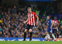2nd October 2021; Stamford Bridge, Chelsea, London, England; Premier League football Chelsea versus Southampton; James Ward-Prowse of Southampton