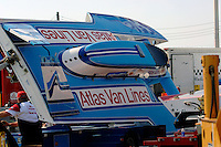 "U-00 ""Atlas Van Lines"" (1982 Rolls-Royce powered Lucero hull)"
