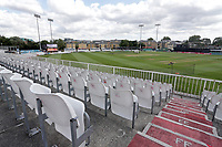 General view of the ground ahead of Essex Eagles vs Somerset, Vitality Blast T20 Cricket at The Cloudfm County Ground on 7th August 2019