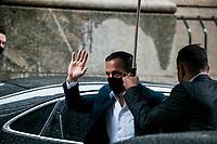 São Paulo , SP, 22.05.2021 -  Missa Solene de Sétimo dia Bruno Covas  - Missa Solene celebrada por Dom Odilio Scherer em memória doex -Prefeito Bruno Covas (PSDB) que faleceu no domingo (16) aos 41 anos de idade em decorrência de um câncer, contou com a presença do filho Tomás do novo prefeito da capital Ricardo Nunes (MDB), Governador de São Paulo João Doria (PSDB), vice governador do Estado de São Paulo Rodrigo Garcia (PSDB) , ex governador do estado Geraldo Alckmin (PSDB) entre amigos e familiares . A missa ocorreu na Catedral da Sé região central da cidade de São Paulo neste sábado (22).