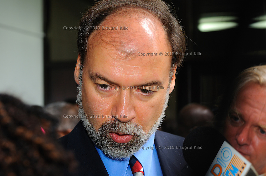 John R. Nay, U.S. Ambassador to the Republic of Suriname critiques victory of Desi Bouterse (Desiré Delano Bouterse)'s presidential election.....Desi Bouterse (Desiré Delano Bouterse) chosen as new president of Suriname by De Nationale Assemblée (DNA) / The National Assemble of Suriname. He took 36 votes of 51 as leader of the Mega Combination. ....Robert_Ameerali the head of KKF (Kamer van Koophandel en Fabrieken) / Chamber of Commerce and Industry also selected as Vice President.....Desi Bouterse (Desiré Delano Bouterse) will sworn at 3 August 2010