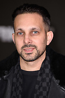 """Dynamo<br /> arriving for the """"Bright"""" European premiere at the BFI South Bank, London<br /> <br /> <br /> ©Ash Knotek  D3364  15/12/2017"""
