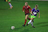Jasmine Matthews of Bristol City during Lewes Women vs Bristol City Women, FA Women's Continental League Cup Football at The Dripping Pan on 18th November 2020