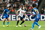 Tottenham Hotspur defender Ben Davies (C) in action during the Friendly match between Kitchee SC and Tottenham Hotspur FC at Hong Kong Stadium on May 26, 2017 in So Kon Po, Hong Kong. Photo by Man yuen Li  / Power Sport Images