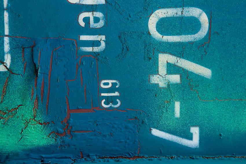 Europa, DEU, Deutschland, Nordrhein-Westfalen, Ruhrgebiet, Gelsenkirchen, Alte Industrie, Verlassene Industrieanlage, Lost Places, Kunst, Kunstwerke, Bildende Kunst, Kuenste, Skulptur, Skulpturen, Industrie, Industriefotografie, Wirtschaft, Wirtschaftsthemen, Technik, Technologie, Technologien, <br /> <br /> [Fuer die Nutzung gelten die jeweils gueltigen Allgemeinen Liefer-und Geschaeftsbedingungen. Nutzung nur gegen Verwendungsmeldung und Nachweis. Download der AGB unter http://www.image-box.com oder werden auf Anfrage zugesendet. Freigabe ist vorher erforderlich. Jede Nutzung des Fotos ist honorarpflichtig gemaess derzeit gueltiger MFM Liste - Kontakt, Uwe Schmid-Fotografie, Duisburg, Tel. (+49).2065.677997, ..archiv@image-box.com, www.image-box.com]