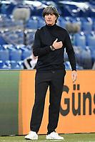 Bundestrainer Joachim Jogi Loew (Deutschland).<br /> Sport: Fussball: UEFA Nations League: 2. Spieltag: Schweiz - Deutschland, 06.09.2020<br /> <br /> Foto: Markus Gilliar/GES/POOL/Marc Schüler/Sportpics.de