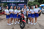 Sponsor Activity of the AFF Suzuki Cup 2016 on 15 October 2016. Photo by Stringer / Lagardere Sports