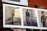 "Lafayette St / Great Jones St.<br /> From the ""Tall Figures"" series. <br /> Soho, Manhattan, New York.<br /> © 2020 Thierry Gourjon"