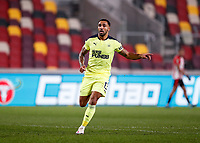 22nd December 2020; Brentford Community Stadium, London, England; English Football League Cup Football, Carabao Cup, Brentford FC versus Newcastle United; Callum Wilson of Newcastle United