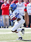 Memphis Tigers defensive back BOBBY MCCAIN (21) in action during the game between the Memphis Tigers and the Southern Methodist Mustangs at the Gerald J. Ford Stadium in Dallas, Texas. SMU defeats Memphis 44 to 13.