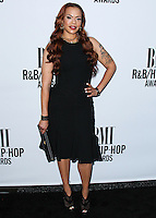 HOLLYWOOD, LOS ANGELES, CA, USA - AUGUST 22: Faith Evans at the BMI R&B/Hip-Hop Awards 2014 held at the Pantages Theatre on August 22, 2014 in Hollywood, Los Angeles, California, United States. (Photo by Xavier Collin/Celebrity Monitor)