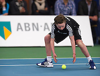 19-01-14,Netherlands, Rotterdam,  TC Victoria, Wildcard Tournament, ,   Final, Ballboy<br /> Photo: Henk Koster