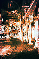 Venice:  Basilica San Marco--Nave.  Reference only.