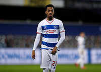 17th February 2021; The Kiyan Prince Foundation Stadium, London, England; English Football League Championship Football, Queen Park Rangers versus Brentford; Chris Willock of Queens Park Rangers