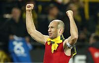 Arjen Robben <br /> Football / DFL Bundesliga  /  2017/2018 / 04.11.2017 / BVB Borussia Dortmund vs. FC Bayern Muenchen FCB *** Local Caption *** © pixathlon<br /> Contact: +49-40-22 63 02 60 , info@pixathlon.de