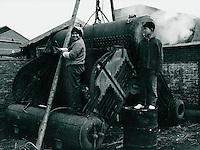 Arbeiterin in China 1976