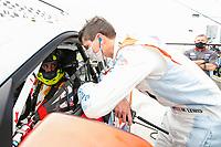 #77 Bryan Herta Autosport w/ Curb-Agajanian Hyundai Veloster N TCR, TCR: Michael Lewis, Taylor Hagler