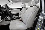 Front seat view of 2016 Hyundai Sonata Hybrid SE 4 Door Sedan Front Seat car photos