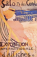 The Passenger in Cabin 54 - Yachting, 1896 (litho), Toulouse-Lautrec, Henri de (1864-1901) / San Diego Museum of Art, USA