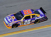 Feb 07, 2009; Daytona Beach, FL, USA; NASCAR Sprint Cup Series driver Jamie McMurray during practice for the Daytona 500 at Daytona International Speedway. Mandatory Credit: Mark J. Rebilas-