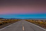 Lonesome highway, Eastern Sierra, California