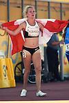 Leah Ainslie Robinson, Toronto 2015 - Para Athletics // Para-athlétisme.<br /> Leah Ainslie Robinson competes in the Women's 200m T37 Final // Leah Ainslie Robinson participe à la finale du 200 m T37 féminin. 12/08/2015.