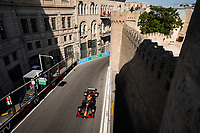 11 PEREZ Sergio (mex), Red Bull Racing Honda RB16B, action during the Formula 1 Azerbaijan Grand Prix 2021 from June 04 to 06, 2021 on the Baku City Circuit, in Baku, Azerbaijan -<br /> FORMULA 1 : Grand Prix Azerbaijan <br /> 05/06/2021 <br /> Photo DPPI/Panoramic/Insidefoto <br /> ITALY ONLY