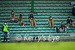 Kerry Substitutes during the National hurling league between Kerry v Down at Austin Stack Park, Tralee on Sunday.