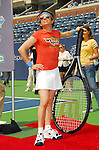 Saturday Night Live Star, actor and comedian Chirs Kattan poses for pictures at the USTA Arthur Ashe Kids' Day to Kick Off the US Open at the Billie Jean King National Tennis Center, Flushing, New York on Saturday, August 25, 2007.