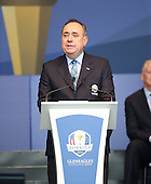 First Minister Opening Ceremony
