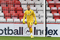 Vaclav Hladky of Salford City F.C. during Stevenage vs Salford City, Sky Bet EFL League 2 Football at the Lamex Stadium on 3rd October 2020