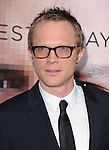 "Paul Bettany attends The L.A. Premiere of Alcon Entertainment's ""TRANSCENDENCE"" held at The Regency Village Theater in Westwood, California on April 10,2014                                                                               © 2014Hollywood Press Agency"
