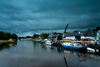 The Caledonian Canal, Inverness, Highland