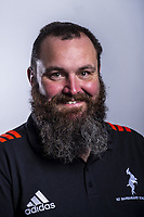 Analyst Ryan Runciman. 2019 New Zealand Schools Barbarians rugby union headshots at the Sport & Rugby Institute in Palmerston North, New Zealand on Wednesday, 25 September 2019. Photo: Dave Lintott / lintottphoto.co.nz