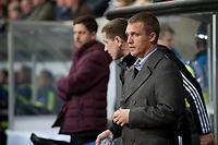 Thursday 24 October 2013  <br /> Pictured: Viktor Goncharenko, Manager of Kuban Krasnodar <br /> Re:UEFA Europa League, Swansea City FC vs Kuban Krasnodar,  at the Liberty Staduim Swansea