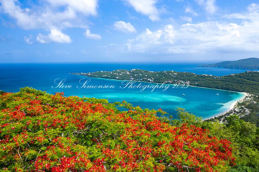 Magen Bay<br /> St. Thomas<br /> US Virgin Islands