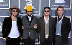 Mumford & Sons attends The 53rd Annual GRAMMY Awards held at The Staples Center in Los Angeles, California on February 13,2011                                                                               © 2010 DVS / Hollywood Press Agency
