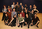"""Rosie O'Donnell, Norm Lewis and Jessie Mueller with the cast during """"The Music Man"""" Media Day Rehearsal at the New 42nd Street Studios on January 24, 2019 in New York City."""