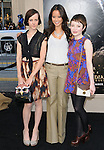 Jena Malone,Jamie Chung & Emily Browning at Warner Bros. World Premiere of Legend of the Guardians: The Owls of Ga'Hoole held at The Grauman's Chinese Theatre in Hollywood, California on September 19,2010                                                                               © 2010 Hollywood Press Agency