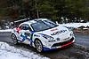ALPINE A110 GT #47, Raphael ASTIER (FRA)-Frédéric VAUCLARE (FRA), MONTE CARLO RALLY 2021