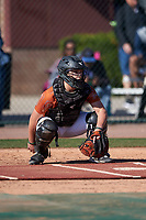 Sawyer Scott during the Under Armour All-America Tournament powered by Baseball Factory on January 19, 2020 at Sloan Park in Mesa, Arizona.  (Zachary Lucy/Four Seam Images)