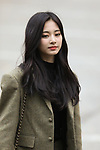 "Tzu-Yu (TWICE), Nov 16, 2018 : K-pop girl group TWICE attends the rehearsal of the KBS program ""Music Bank"" in Seoul, South Korea on November 16, 2018. (Photo by Pasya/AFLO)"